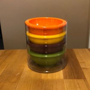Mini bowl set of 4 from Crate and Barrel
